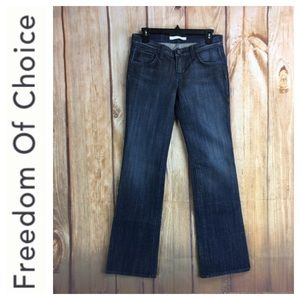 Freedom of Choice Greenwick Bootcut jean size 28